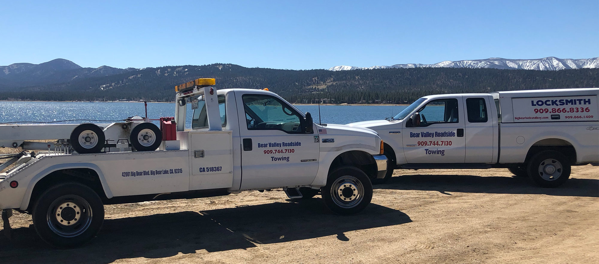 Big Bear Valley Towing and Roadside